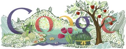 Google Logo: Nowruz - Iranian New Year